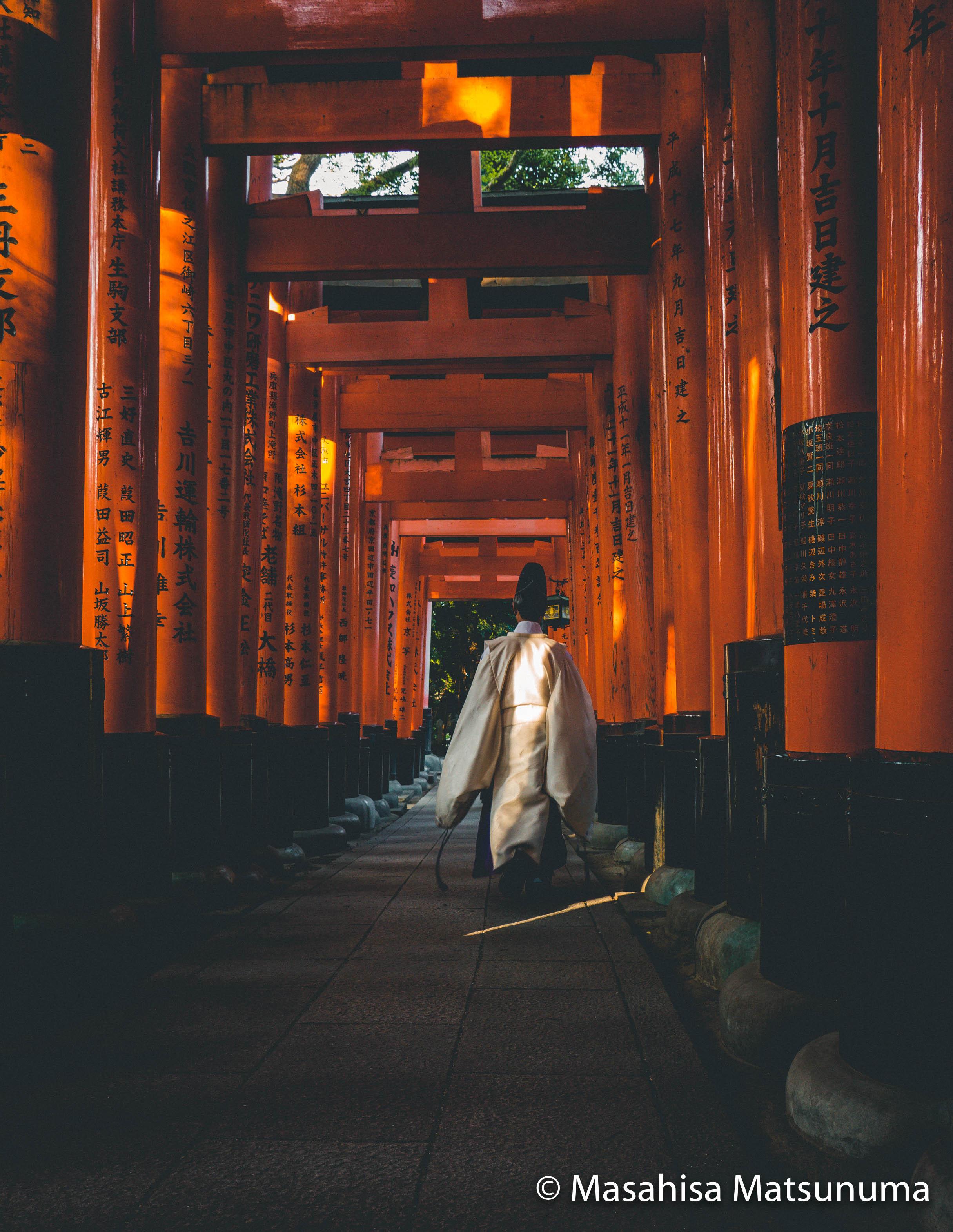Fushimi-Inari Shrine 伏見稲荷大社